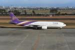 kumagorouさんが、仙台空港で撮影したタイ国際航空 777-2D7の航空フォト(写真)