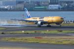 kando-yamaさんが、羽田空港で撮影した全日空 777-281/ERの航空フォト(写真)