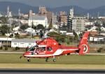 ヘリオスさんが、名古屋飛行場で撮影した名古屋市消防航空隊 AS365N3 Dauphin 2の航空フォト(写真)