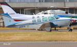 RINA-281さんが、福井空港で撮影した日本法人所有 A36 Bonanza 36の航空フォト(写真)