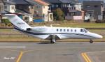 RINA-281さんが、福井空港で撮影したオートパンサー 525A Citation CJ2の航空フォト(写真)