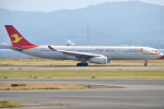 jun☆さんが、関西国際空港で撮影した天津航空 A330-343Eの航空フォト(写真)