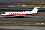 jun☆さんが、羽田空港で撮影したYork Aviation G650 (G-VI)の航空フォト(写真)