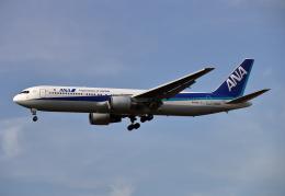MOHICANさんが、福岡空港で撮影した全日空 767-381/ERの航空フォト(飛行機 写真・画像)