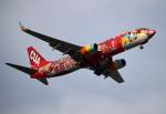 MOHICANさんが、福岡空港で撮影した中国聯合航空 737-89Pの航空フォト(写真)