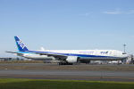 SGR RT 改さんが、羽田空港で撮影した全日空 777-381/ERの航空フォト(写真)