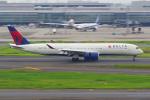PASSENGERさんが、羽田空港で撮影したデルタ航空 A350-941XWBの航空フォト(写真)