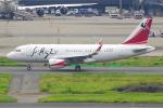 PASSENGERさんが、羽田空港で撮影した中国企業所有 A319-115CJの航空フォト(写真)