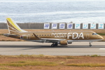 B14A3062Kさんが、神戸空港で撮影したフジドリームエアラインズ ERJ-170-200 (ERJ-175STD)の航空フォト(飛行機 写真・画像)