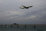 julyさんが、鳥取空港で撮影したエバー航空 A321-211の航空フォト(写真)
