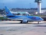 PW4090さんが、パリ オルリー空港で撮影したトゥイ・エアラインズ・ベルギー 737-7K2の航空フォト(写真)