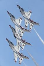 パラノイアさんが、ネリス空軍基地で撮影したアメリカ空軍 F-16CM-52-CF Fighting Falconの航空フォト(写真)
