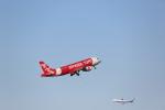 meijeanさんが、中部国際空港で撮影したエアアジア・ジャパン A320-216の航空フォト(写真)
