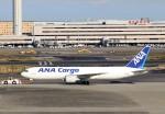 ハム太郎。さんが、羽田空港で撮影した全日空 767-381F/ERの航空フォト(写真)
