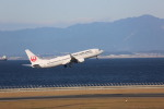 meijeanさんが、中部国際空港で撮影した日本航空 737-846の航空フォト(写真)