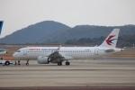 MIRAGE E.Rさんが、岡山空港で撮影した中国東方航空 A320-251Nの航空フォト(写真)