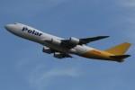 ドラパチさんが、成田国際空港で撮影したポーラーエアカーゴ 747-87UF/SCDの航空フォト(写真)