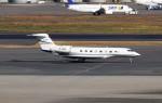 ハム太郎。さんが、羽田空港で撮影した星河湾集団 G650 (G-VI)の航空フォト(写真)