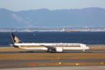 meijeanさんが、中部国際空港で撮影したシンガポール航空 787-10の航空フォト(写真)