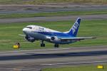 Airliners Freakさんが、福岡空港で撮影したエアーニッポン 737-54Kの航空フォト(飛行機 写真・画像)