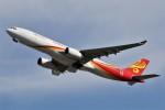 ドラパチさんが、成田国際空港で撮影した香港航空 A330-343Xの航空フォト(写真)