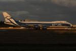 sepia2016さんが、成田国際空港で撮影したエアブリッジ・カーゴ・エアラインズ 747-8HVFの航空フォト(写真)