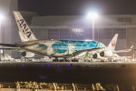 mameshibaさんが、成田国際空港で撮影した全日空 A380-841の航空フォト(写真)