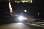flyflygoさんが、福岡空港で撮影した日本トランスオーシャン航空 737-8Q3の航空フォト(写真)