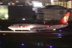 flyflygoさんが、福岡空港で撮影したティーウェイ航空 737-86Nの航空フォト(写真)