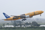 panchiさんが、仙台空港で撮影した全日空 777-281/ERの航空フォト(写真)