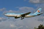Gambardierさんが、伊丹空港で撮影した大韓航空 A300B4-103の航空フォト(写真)