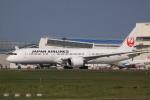 けいとパパさんが、成田国際空港で撮影した日本航空 787-9の航空フォト(写真)