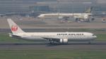 Cassiopeia737さんが、羽田空港で撮影した日本航空 767-346/ERの航空フォト(写真)