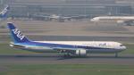 Cassiopeia737さんが、羽田空港で撮影した全日空 767-381/ERの航空フォト(写真)