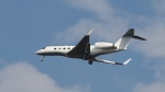 raichanさんが、成田国際空港で撮影したユタ銀行 Gulfstream G650ER (G-VI)の航空フォト(写真)