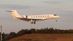 raichanさんが、成田国際空港で撮影したウィルミントン・トラスト・カンパニー G650 (G-VI)の航空フォト(写真)