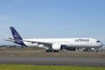 SGR RT 改さんが、羽田空港で撮影したルフトハンザドイツ航空 A350-941XWBの航空フォト(写真)