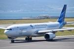 T.Kaitoさんが、関西国際空港で撮影したガルーダ・インドネシア航空 A330-343Xの航空フォト(写真)