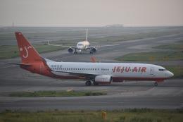 T.Kaitoさんが、関西国際空港で撮影したチェジュ航空 737-8Q8の航空フォト(飛行機 写真・画像)