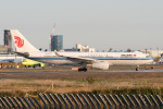 ぎんじろーさんが、成田国際空港で撮影した中国国際航空 A330-243の航空フォト(写真)