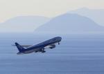 タミーさんが、松山空港で撮影した全日空 777-281の航空フォト(写真)