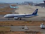 PW4090さんが、関西国際空港で撮影した全日空 A320-271Nの航空フォト(写真)