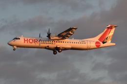 いもや太郎さんが、パリ オルリー空港で撮影したエールフランス・オップ! ATR-72-600の航空フォト(飛行機 写真・画像)