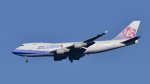 パンダさんが、成田国際空港で撮影したチャイナエアライン 747-409F/SCDの航空フォト(飛行機 写真・画像)