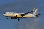 いもや太郎さんが、パリ オルリー空港で撮影したブエリング航空 A320-232の航空フォト(写真)
