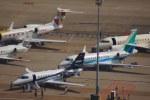 KAZKAZさんが、マカオ国際空港で撮影したアメリカ企業所有 Cessna 680A Citation Latitudeの航空フォト(写真)