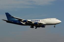 banshee02さんが、成田国際空港で撮影したアトラス航空 747-4KZF/SCDの航空フォト(飛行機 写真・画像)
