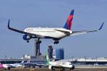 パンダさんが、成田国際空港で撮影したデルタ航空 767-332/ERの航空フォト(飛行機 写真・画像)