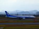 yutopさんが、米子空港で撮影した全日空 767-381の航空フォト(写真)