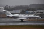 森の美玲Pさんが、函館空港で撮影した国土交通省 航空局 525C Citation CJ4の航空フォト(飛行機 写真・画像)
